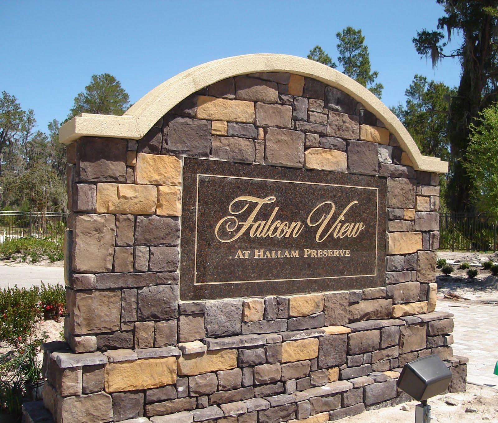 Community spotlight falcon view at hallam preserve hpc for Southern homes florida